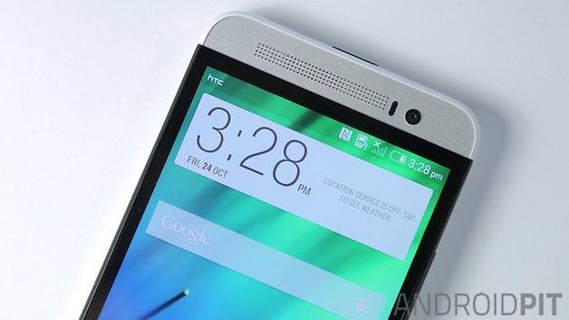AndroidPIT HTC One E8 sensors