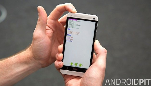 How to hard reset the HTC One