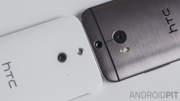 AndroidPIT HTC One M8 One E8 camera