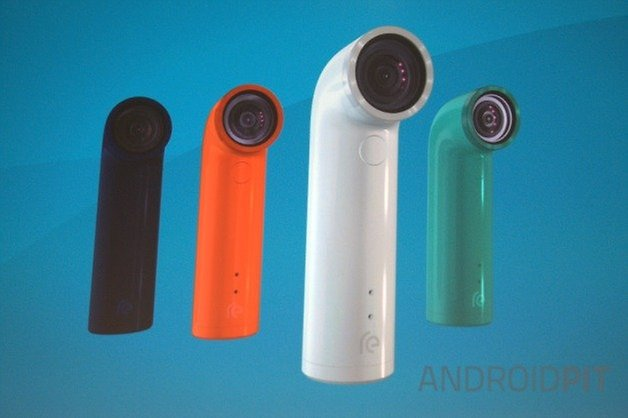 AndroidPIT HTC RE Camera 7