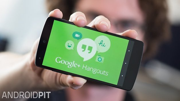 AndroidPIT Hangouts teaser
