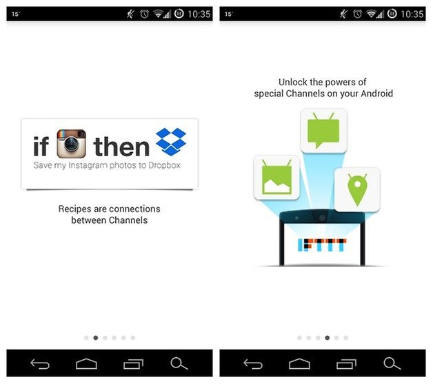 AndroidPIT IFTTT 1