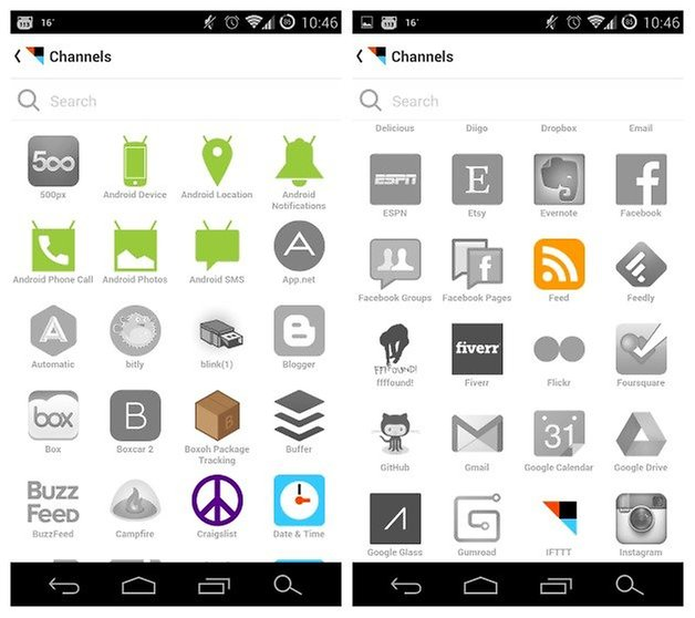 AndroidPIT IFTTT 4