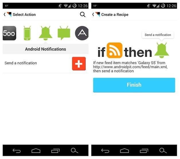 AndroidPIT IFTTT Tutorial 4