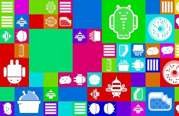 AndroidPIT KitKat Flinger