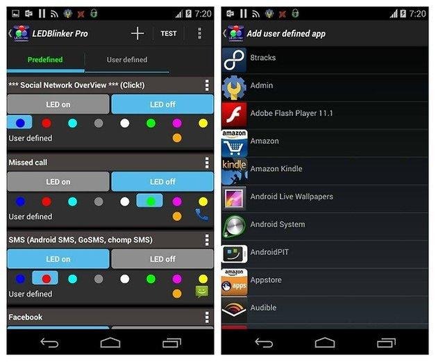 AndroidPIT LEDBlinker 1