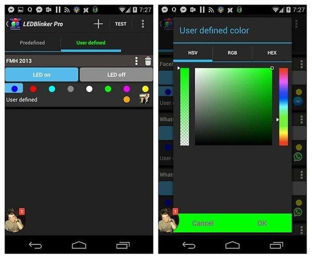 AndroidPIT LEDBlinker 2