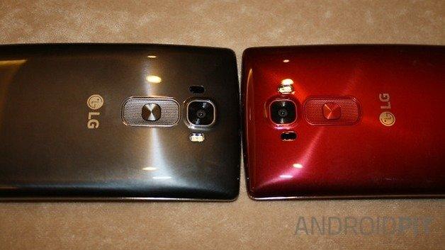 AndroidPIT LG G Flex 2 back 1