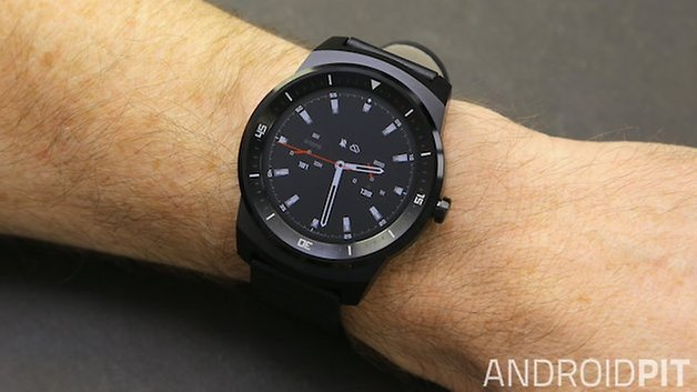 AndroidPIT LG G Watch R 1