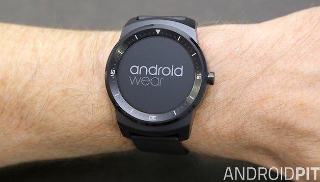 LG G Watch R review: Circular, but not full circle