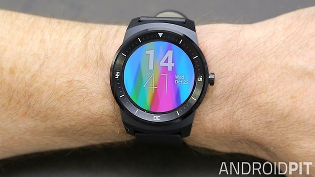 AndroidPIT LG G Watch R 11