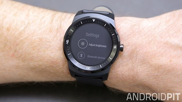 AndroidPIT LG G Watch R 12