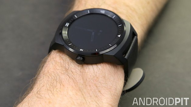 AndroidPIT LG G Watch R 2