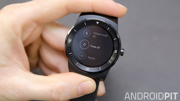 AndroidPIT LG G Watch R 4