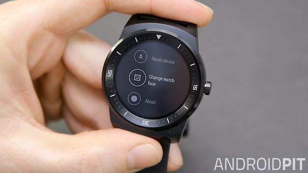 AndroidPIT LG G Watch R 6