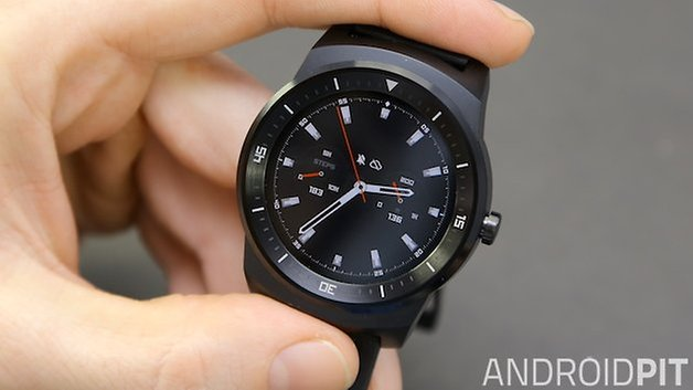 AndroidPIT LG G Watch R 7