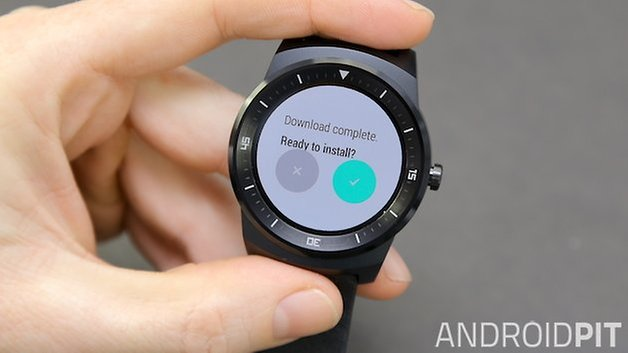 AndroidPIT LG G Watch R 8