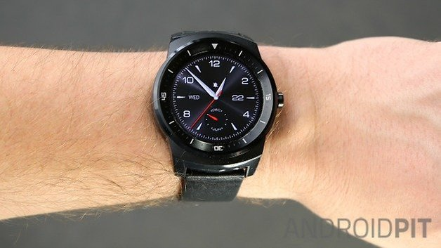 AndroidPIT LG G Watch R