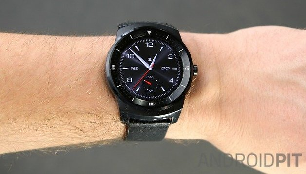 LG G Watch R on sale in UK today for £225