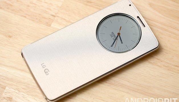 Quer um telefone novo? A LG pode dar um G3 para você!