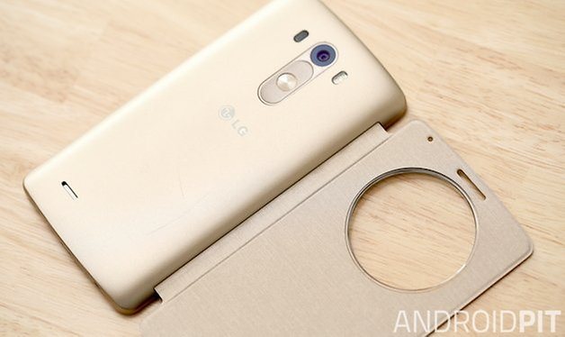 AndroidPIT LG G3 Quick Circle case 4