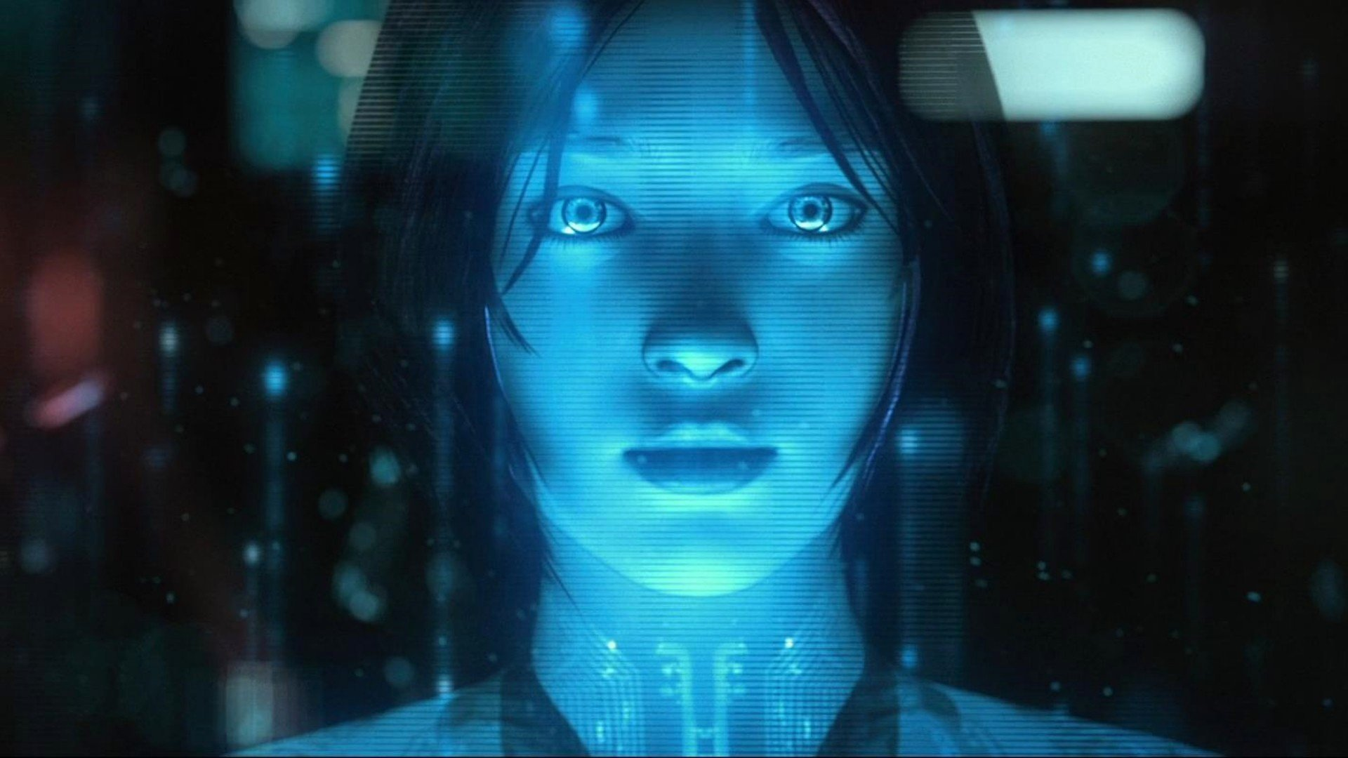 microsoft cortana im hands