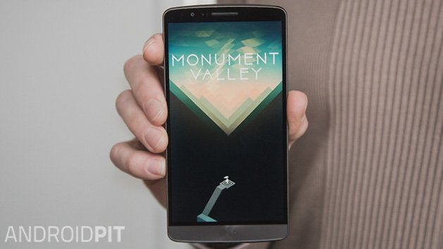 AndroidPIT Monument Valley LG G3