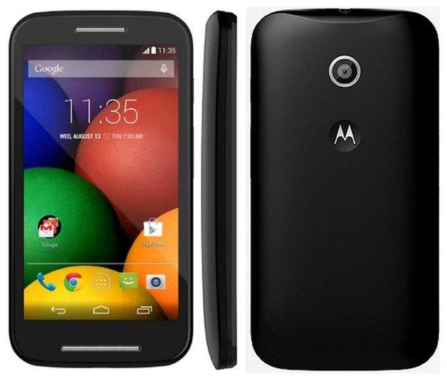 AndroidPIT Moto E Render