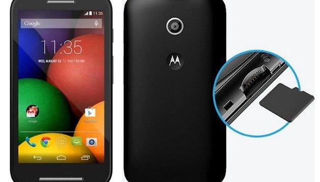 Moto E: Motorola unveils its new budget smartphone