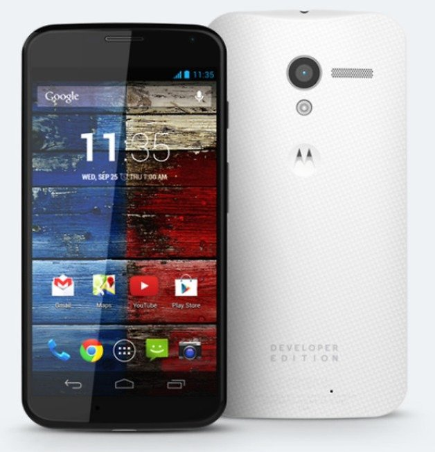 AndroidPIT MotoX DevEdition