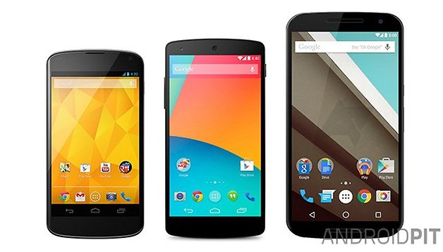 Google Nexus 6 vs Samsung Galaxy S5: is the Nexus 6 the best Android phone ever?
