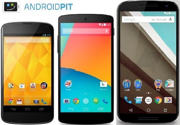 AndroidPIT Nexus 4 5 6 size