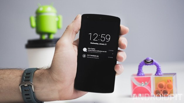 How to clear the cache on the Google Nexus 5