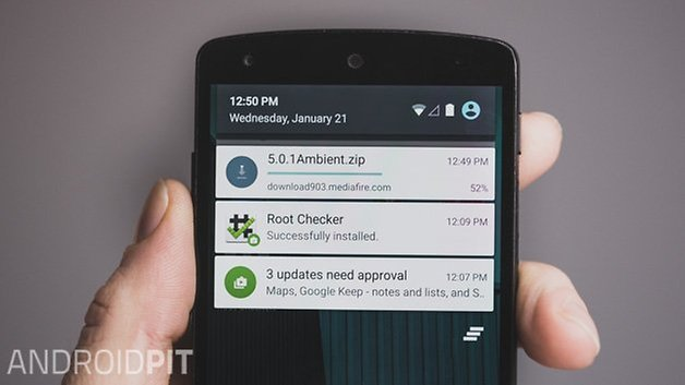 AndroidPIT Nexus 5 Android 5 0 1 Lollipop download