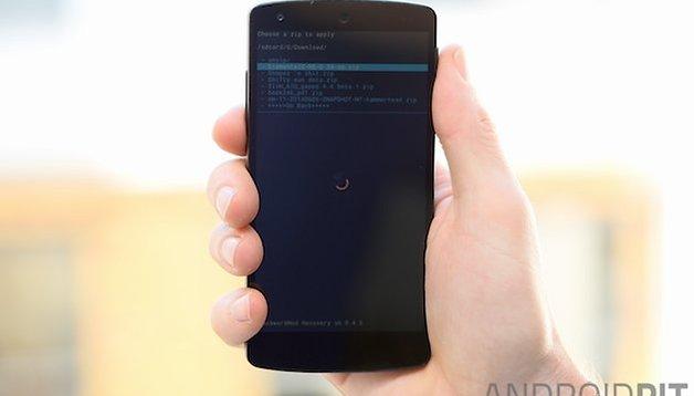Top des meilleures ROM customs pour le Nexus 5
