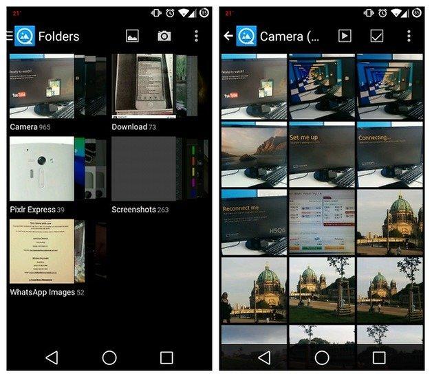 AndroidPIT Nexus 5 QuickPic