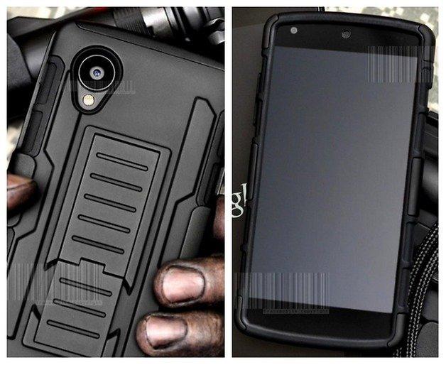 AndroidPIT Nexus 5 case Armor