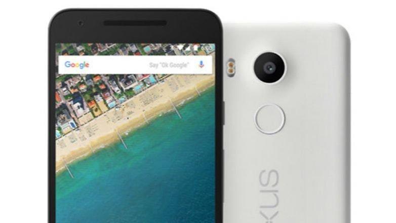 AndroidPIT Nexus 5X front white