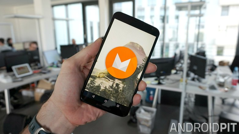 AndroidPIT Nexus 6 Android M preview easter egg hero 2