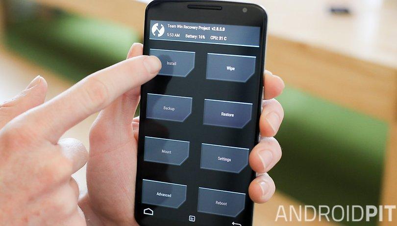 Mais três smartphones da Motorola ganham suporte para o TWRP Recovery