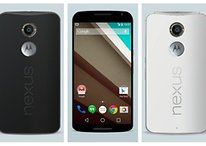 The Nexus 6 is not the best looking Nexus smartphone