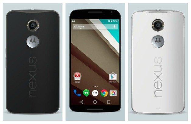 AndroidPIT Nexus 6 renders Droid Life