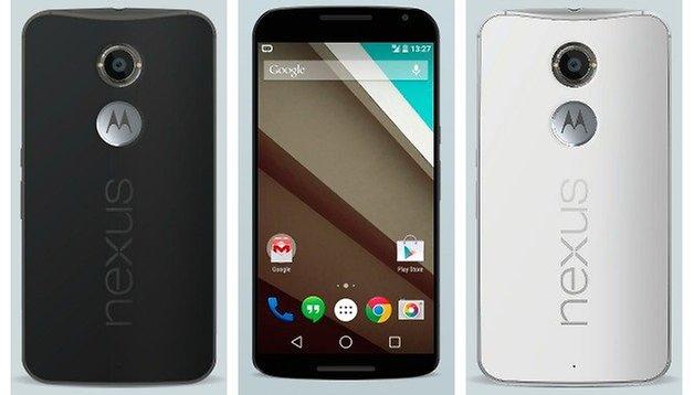 The Nexus 6 is not the best looking Nexus smartphone
