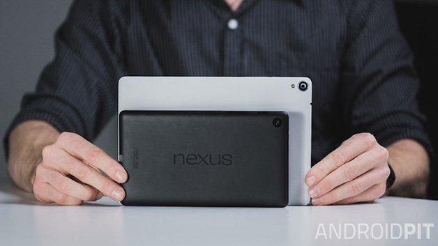 AndroidPIT Nexus 9 Nexus 7 2013 back size 3