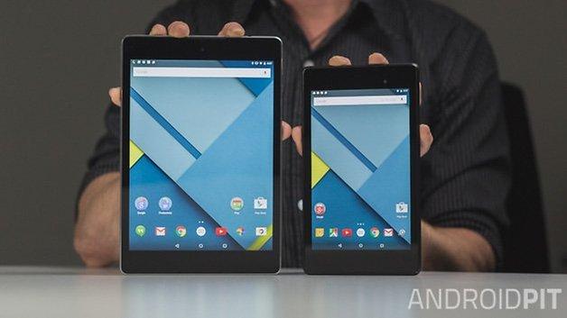 AndroidPIT Nexus 9 Nexus 7 2013 portrait