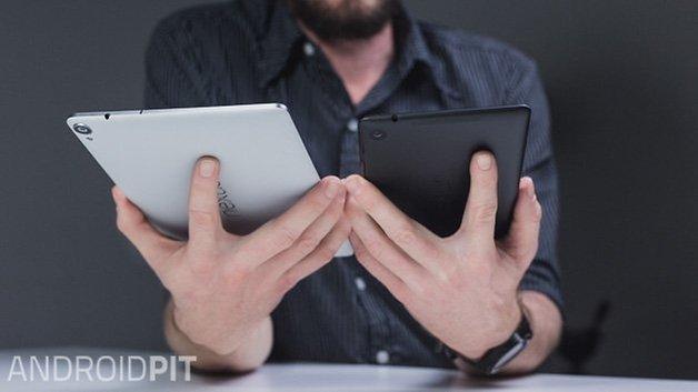 AndroidPIT Nexus 9 Nexus 7 2013 size