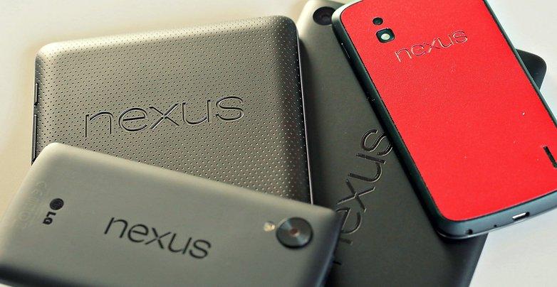 AndroidPIT Nexus Family