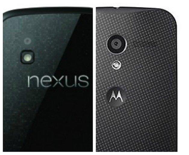 AndroidPIT Nexus4 MotoX KitKat