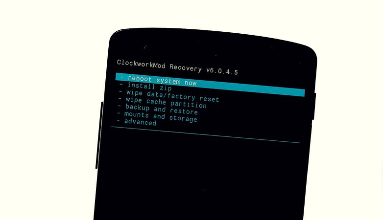 AndroidPIT Nexus5 Custom Recovery