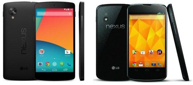 AndroidPIT Nexus5 Nexus4 2